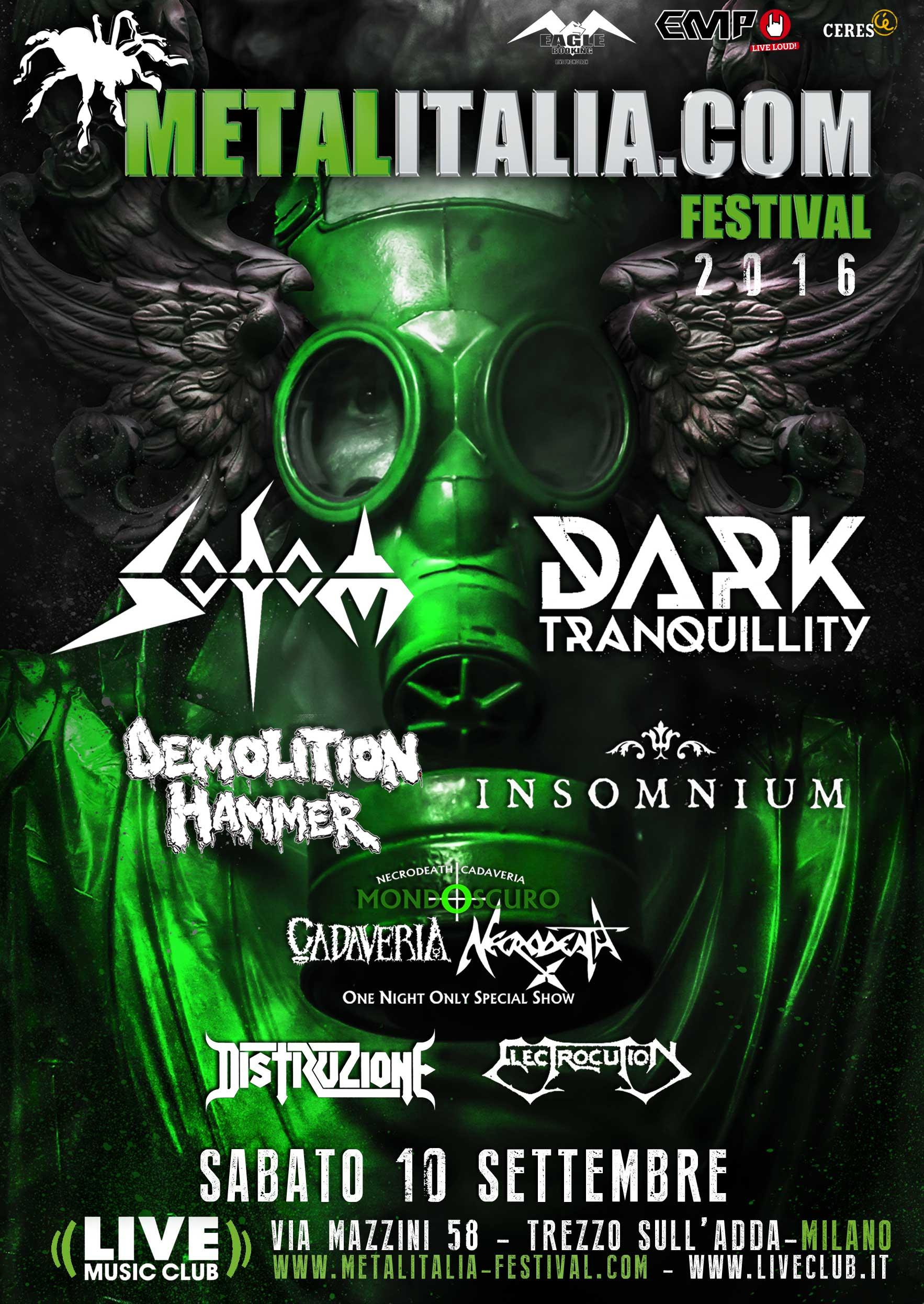 metalitalia festival 2016 - locandina definitiva